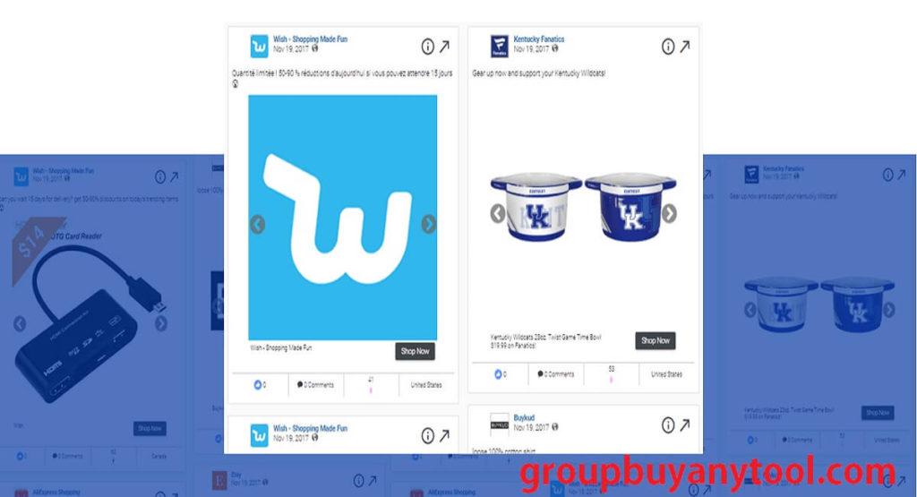 ADSpy Seo Group Buy Tool 2020