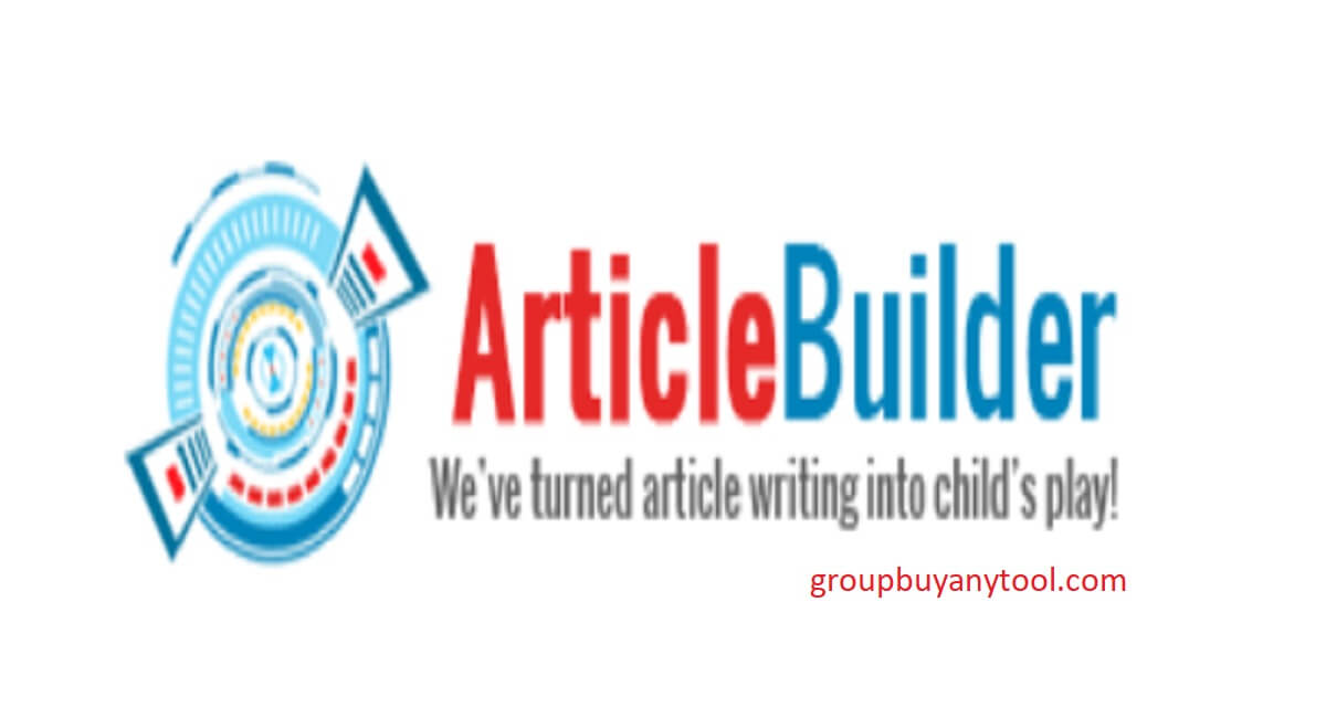 Article Builder Group Buy - Get Quality Content at One Click