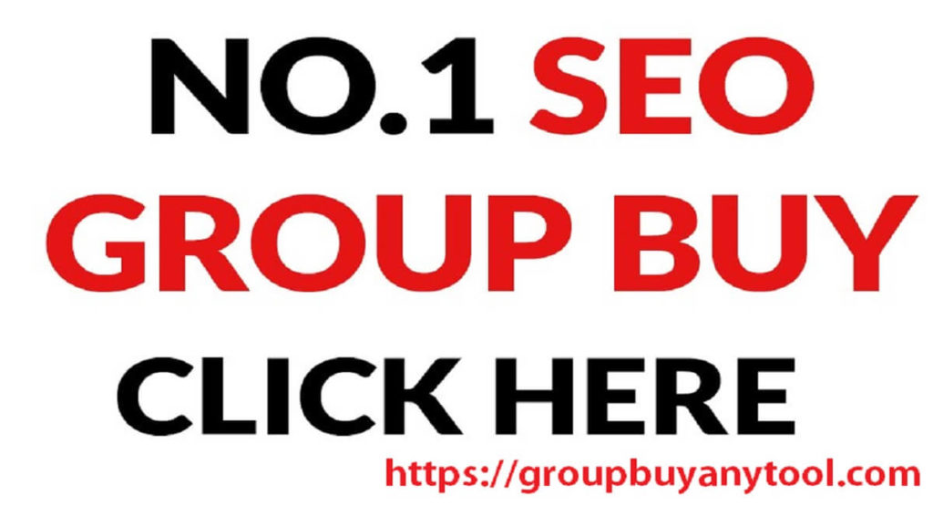 No.1 Group Buy SEO Tools Provider 2020