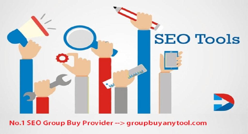 No.1 Group Buy SEO Tools Provider 2020
