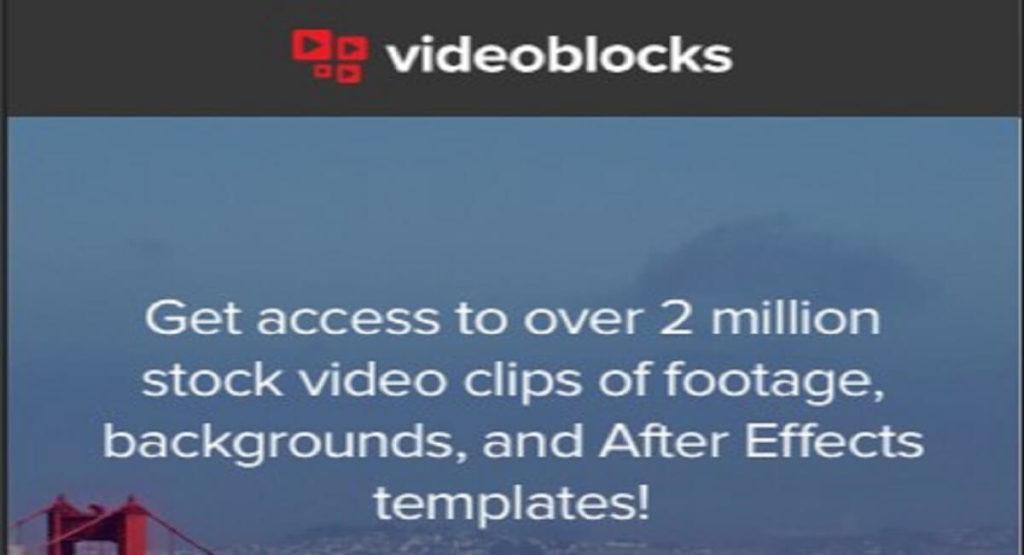 videoblocks broup buy 2020