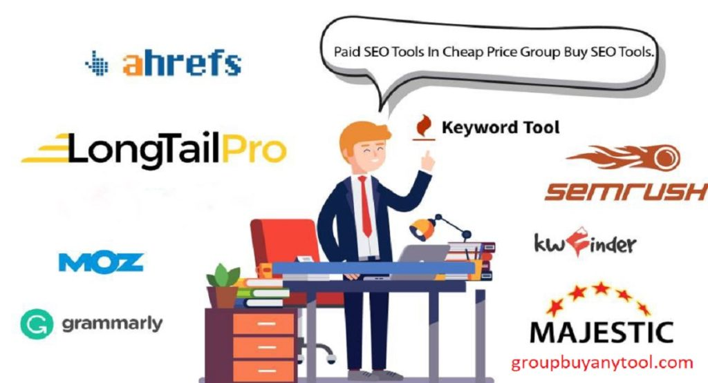 Group buy SEO Tools
