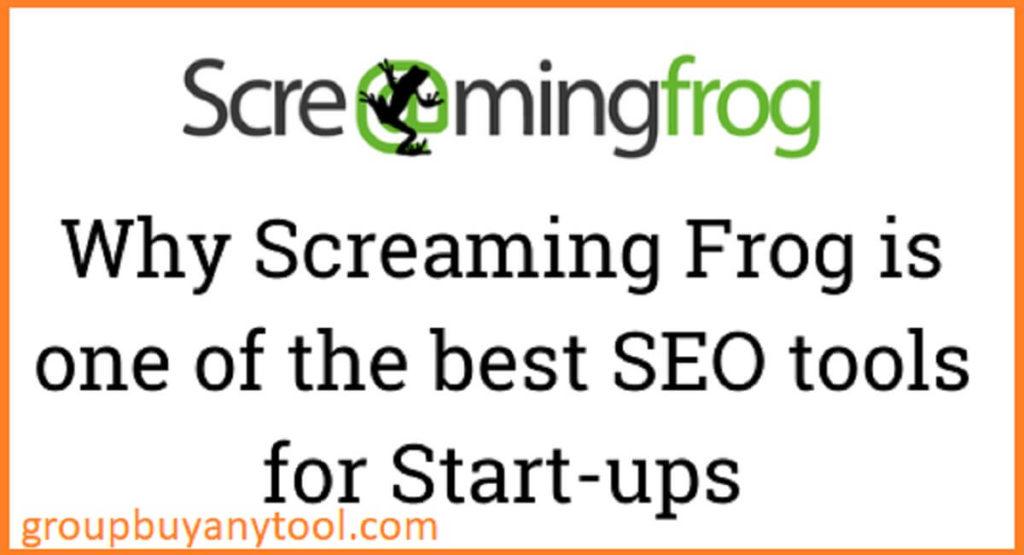Screaming Frog SEO Group Buy Tools