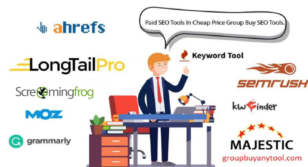 Group Buy SEO Tools 2020