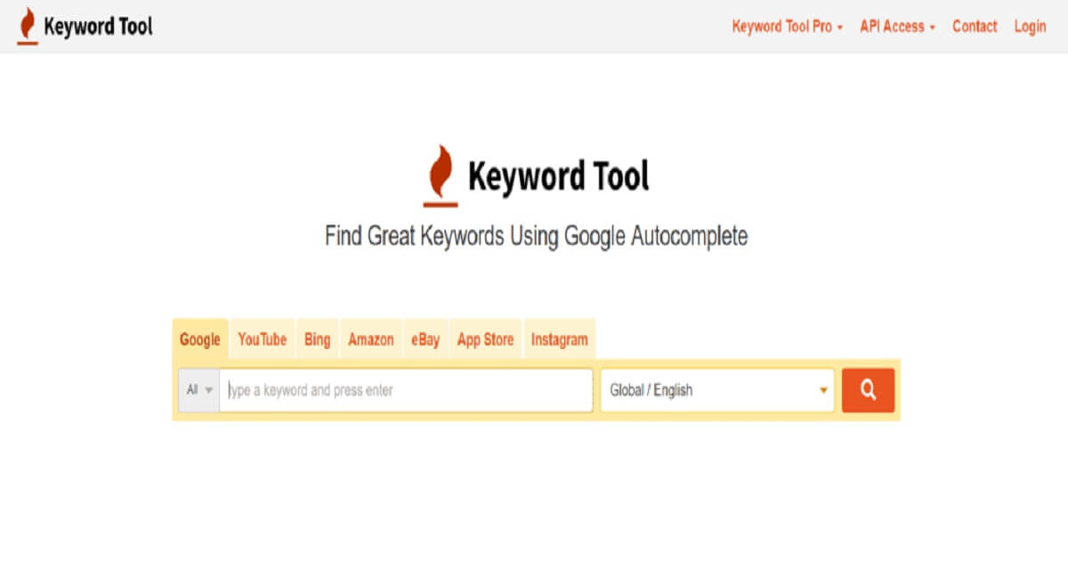 KeywordTool.io Group Buy - Google Keyword Planner Alternative
