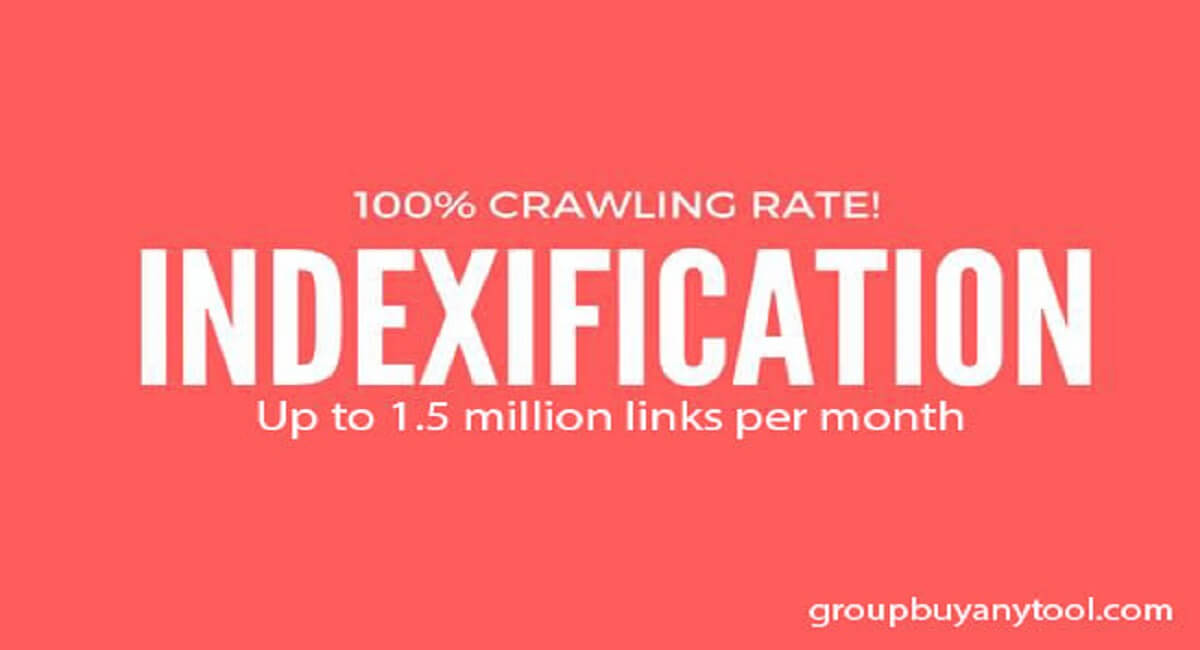 Indexification Group Buy - Indexed Up To 1.5 Million links / Month