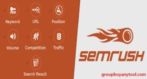 SEMrush Group Buy Tool