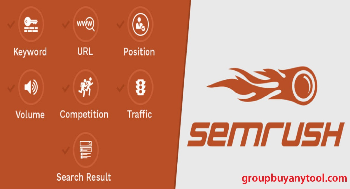 SEMRUSH Group Buy - The Ultimate Tool for SEO and PPC