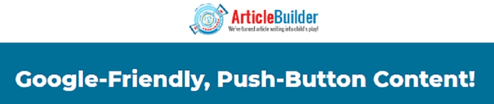 Article Builder - the best article generator