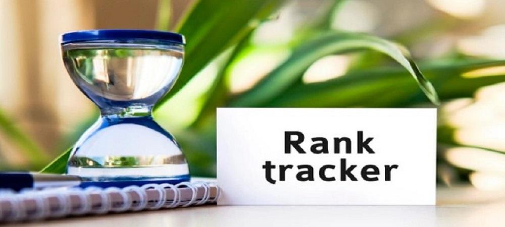 SEO keywords rank tracker